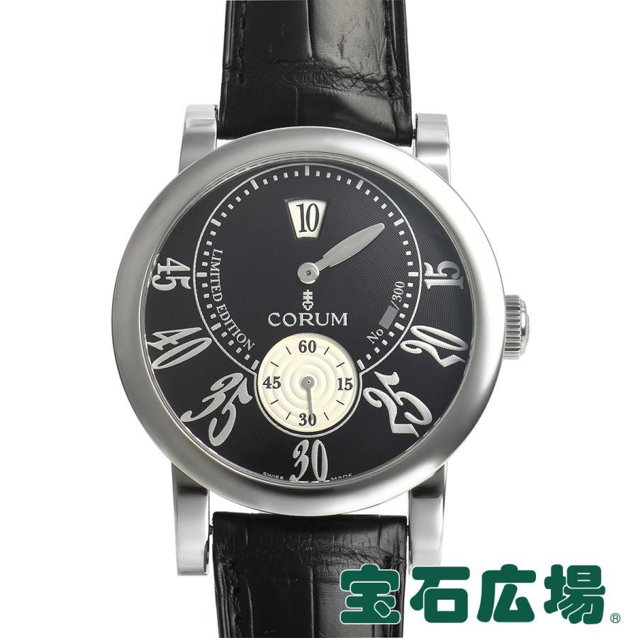 雑誌で紹介された コルム CORUM クラシカルジャンピングアワー 世界限定300本 15420120-0F01BN07  メンズ 腕時計, スポーツ衣料卸Half-Time 644b2492