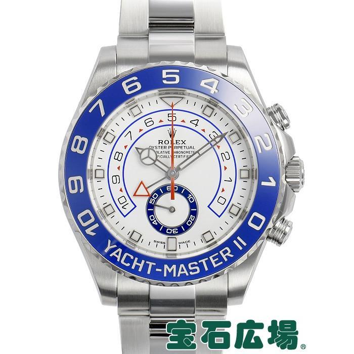 品質一番の ロレックス メンズ ROLEX 腕時計 ヨットマスターII 116680 116680 メンズ 腕時計, タケハラシ:781ca61a --- airmodconsu.dominiotemporario.com