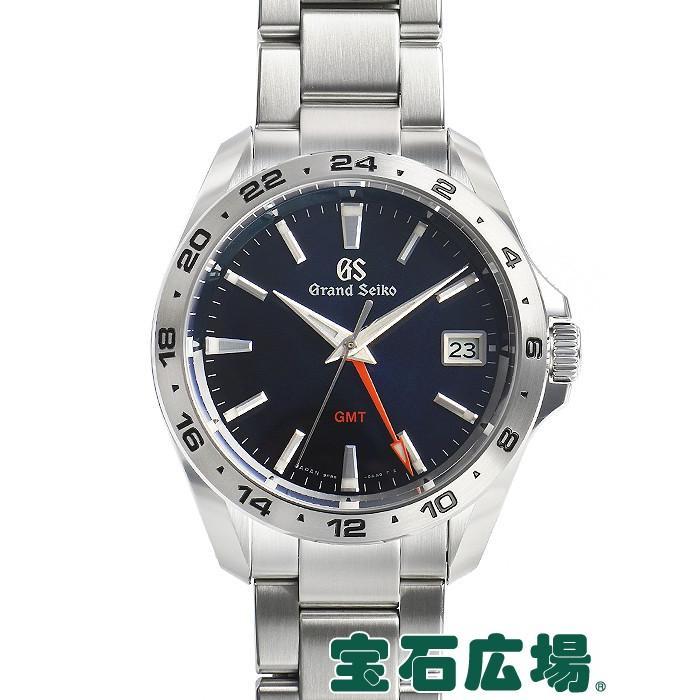 【返品送料無料】 セイコー SEIKO グランドセイコー GMT SBGN005 9F86-0AB0  未使用品 メンズ 腕時計, キモベツチョウ 7cc7aea5
