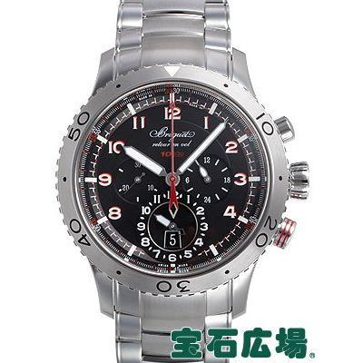 品揃え豊富で ブレゲ タイプXX II 3880ST/H2/SX0 新品 メンズ 腕時計, アトリエT 7d3597a5