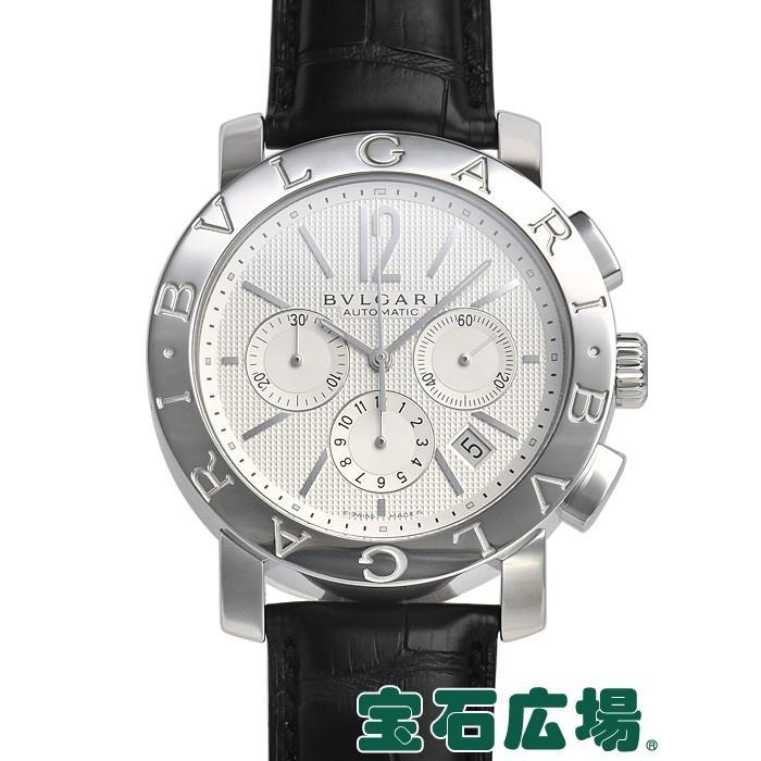 超人気の ブルガリ 腕時計 ブルガリブルガリクロノ BB42WSLDCH BB42WSLDCH 新品 新品 メンズ 腕時計, because:7a63262c --- airmodconsu.dominiotemporario.com