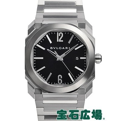 【誠実】 ブルガリ メンズ オクト オクト ブルガリ BGO41BSSD 新品 メンズ 腕時計, Yシャツ、バッグ財布のMENS ZAKKA:f0e070b3 --- airmodconsu.dominiotemporario.com