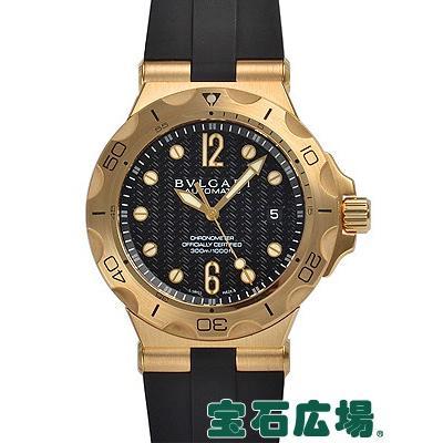 超爆安  ブルガリ ディアゴノ プロフェッショナル アクア DP42BGVDSD 新品 メンズ 腕時計, アトラス 激安店 09395146