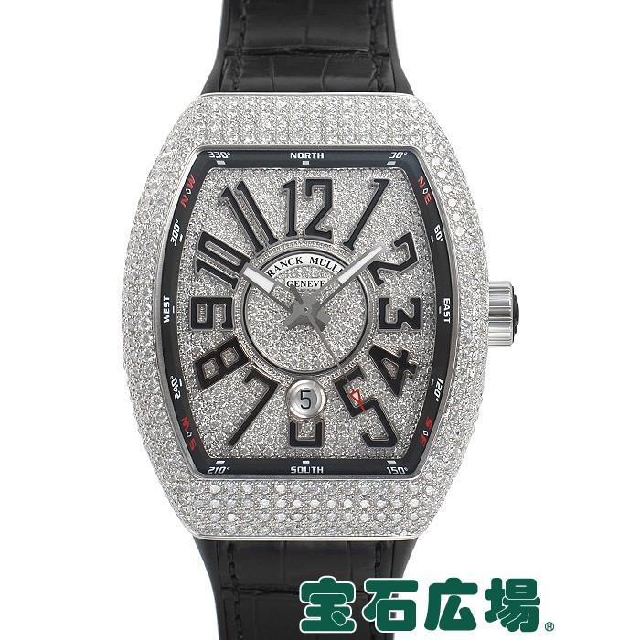 【時間指定不可】 フランク・ミュラー ヴァンガード V45SCDTDCD 新品 メンズ 腕時計, ケン&メリー eda1afd5