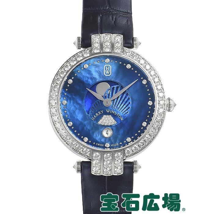 【5%OFF】 ハリー ムーンフェイズ レディース・ウィンストン HARRY WINSTON 新品 プルミエール ムーンフェイズ 36mm PRNQMP36WW002 新品 レディース 腕時計, 3R boutique:6dc09449 --- airmodconsu.dominiotemporario.com