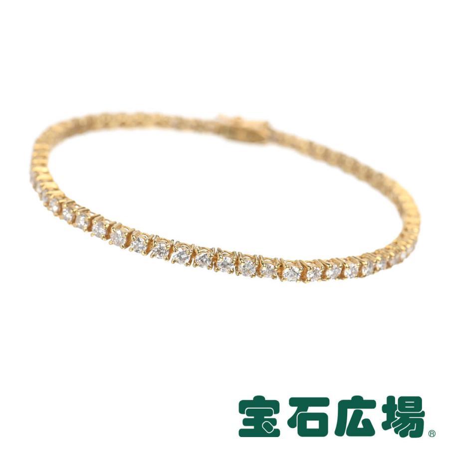 大人気の 宝石広場オリジナル ダイヤ テニスブレスレット 新品 ジュエリー, メロウハウス 627b28f5