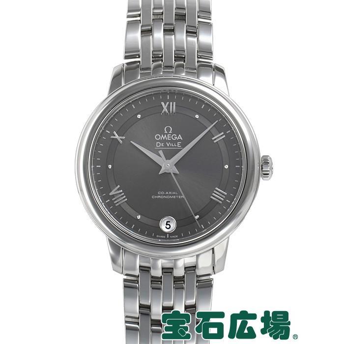 【気質アップ】 オメガ OMEGA デビル プレステージ コーアクシャル 424.10.33.20.06.001 新品 レディース 腕時計, 飯高町 82ae1d1d