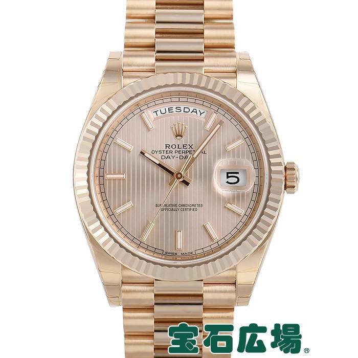 大人気の ロレックス ROLEX デイデイト40 228235 新品 メンズ 腕時計, ヒップトラップ 94ceff23