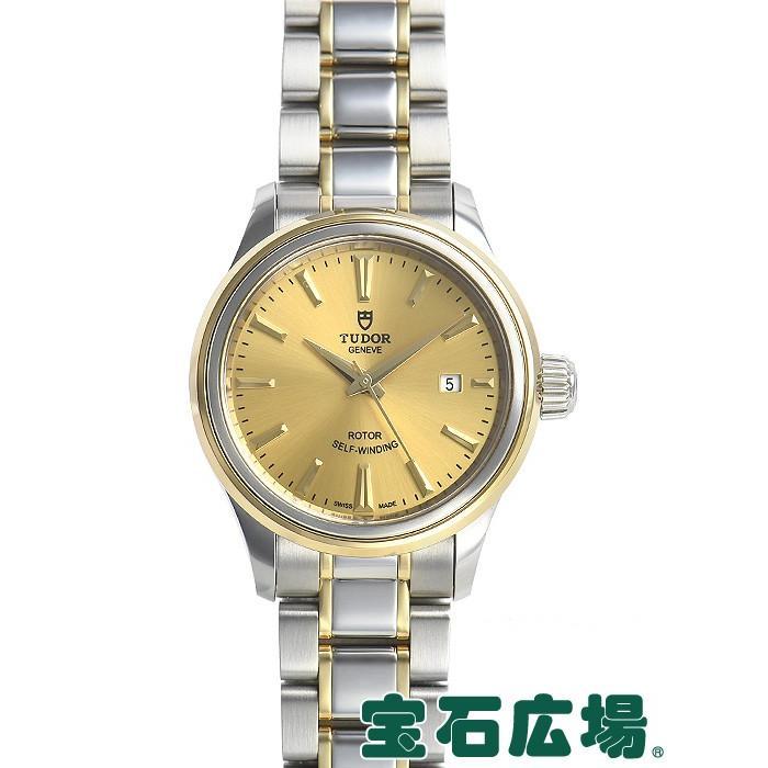 2019高い素材  チューダー スタイル 12103 新品 レディース 腕時計 チュードル, クローズCROWS-WHITEorBLACK- 7fb8a9c4