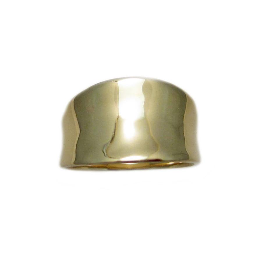 セール 登場から人気沸騰 イエローゴールド シンプル デザイン リング, オーダースーツHANABISHI 53ccf247