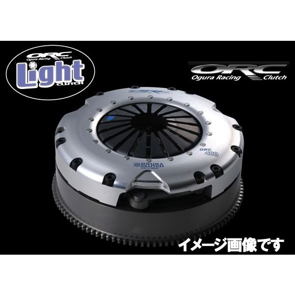 送料無料 オグラ ORC 400ライトシングルクラッチ HP(高圧着タイプ) クレスタ JZX100 1JZ-GTE 400L-HP-TT0202
