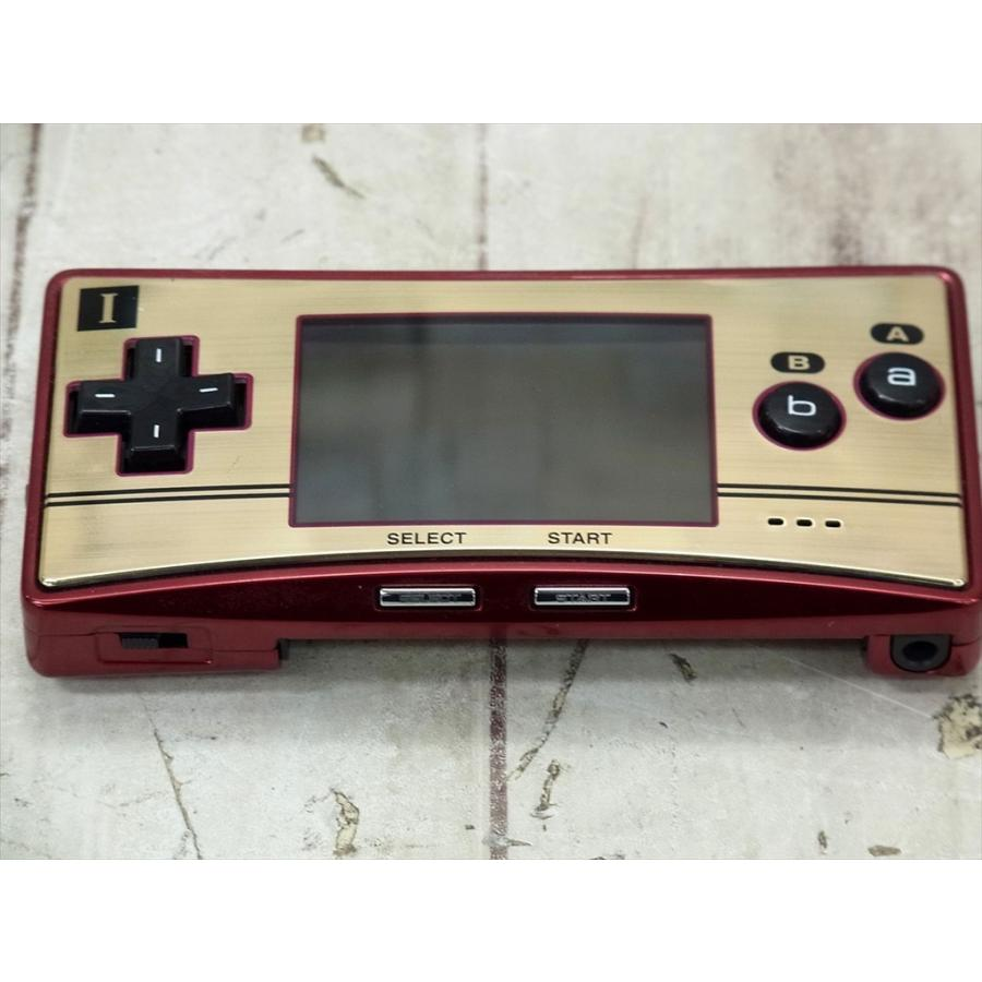 LBM 任天堂 ゲームボーイミクロ 本体 GBA ファミコンバージョン Nintendo 1811LBM003