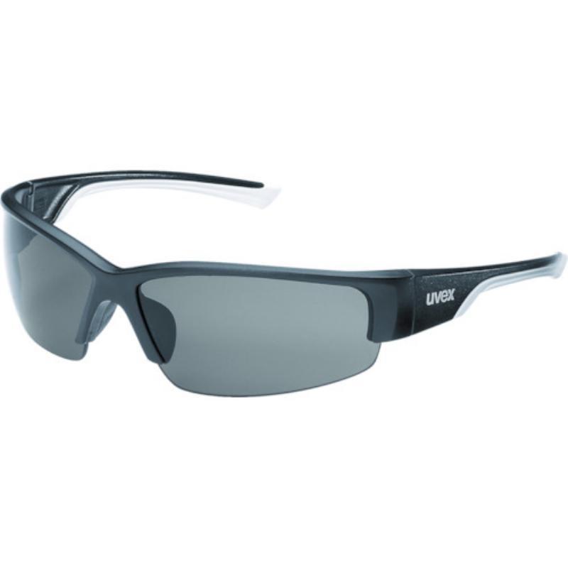 UVEX 二眼型保護メガネ ポーラビジョン9231(偏光レンズ) 9231960