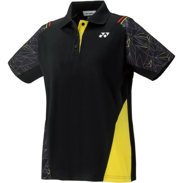 Yonex(ヨネックス) 【レディース テニス・バドミントンウェア】 レディース ポロシャツ 20393 ブラック S