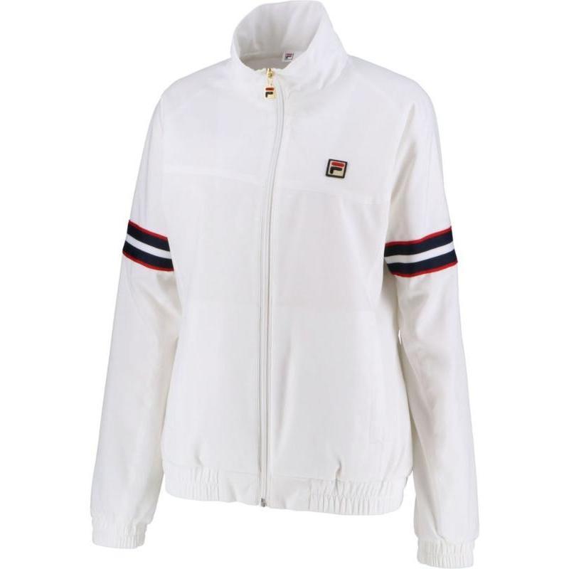 FILA(フィラ) ウインドアップジャケット レディース VL1990 ホワイト S