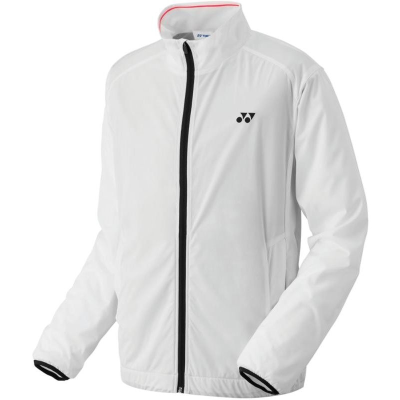 Yonex(ヨネックス) 裏地付プロテクトソフトシェルジャケット ユニセックス 51023 ホワイト S
