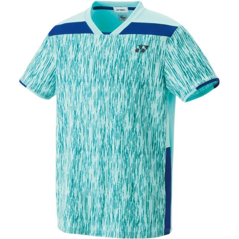 Yonex(ヨネックス) ゲームシャツ(フィットスタイル)メンズ 10267 ミントブルー M