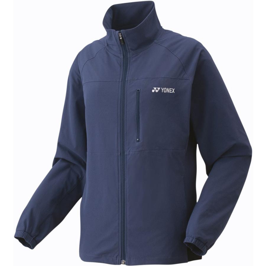 Yonex(ヨネックス) ウォームアップシャツ(フィットスタイル) ウィメンズ 57046 インディゴネイビー M