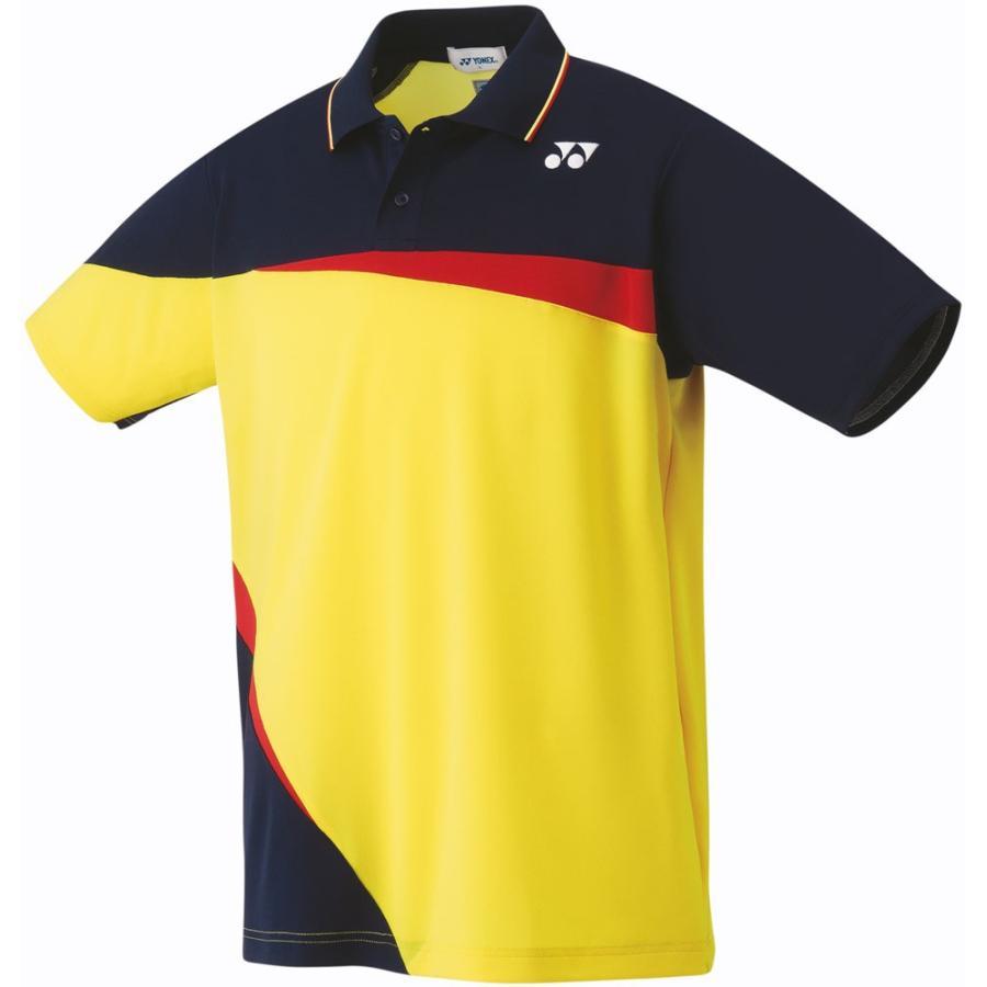 Yonex(ヨネックス) ゲームシャツ ユニセックス 10306 ライトイエロー O