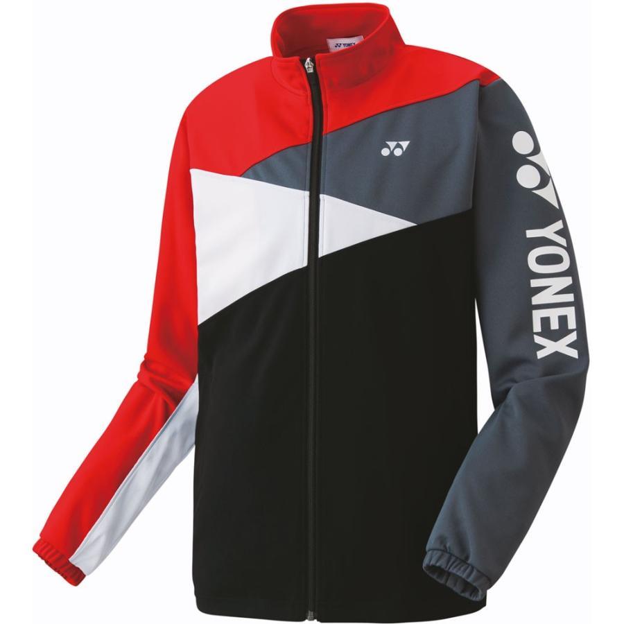 Yonex(ヨネックス) ニットウォームアップシャツ ユニセックス 52004 ブラック M