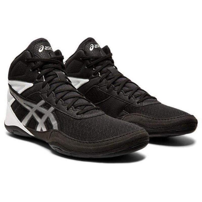 アシックス(ASICS) レスリング MATFLEX 6 1081A021 黒/銀 26.5cm
