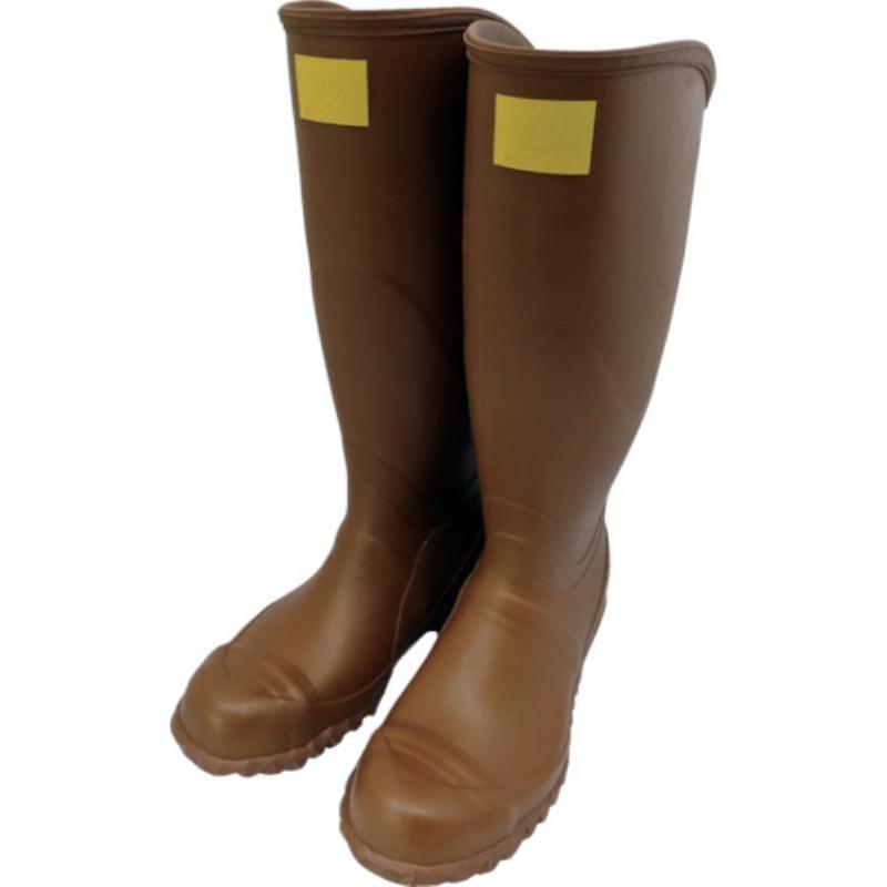 ワタベ 電気用ゴム長靴(先芯入り)28.0cm 242-28.0