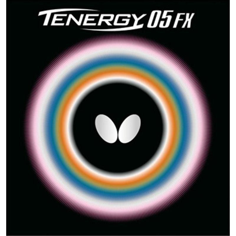 バタフライ(Butterfly) テナジー・05・FX(Tenergy05フレックス) 05900 ブラック A