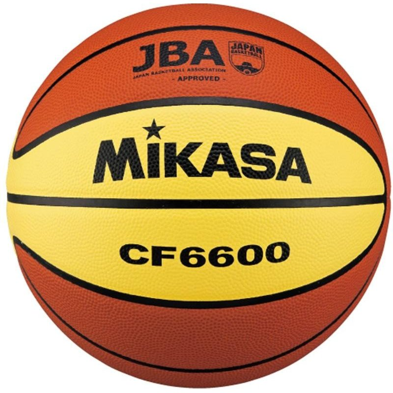 ミカサ(MIKASA) バスケットボール検定球6号 CF6600
