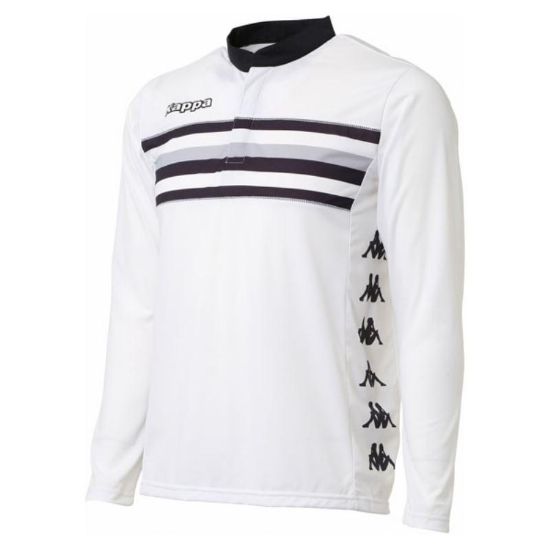 Kappa(カッパ) ゲームシャツ KF452TL11 WT1 O