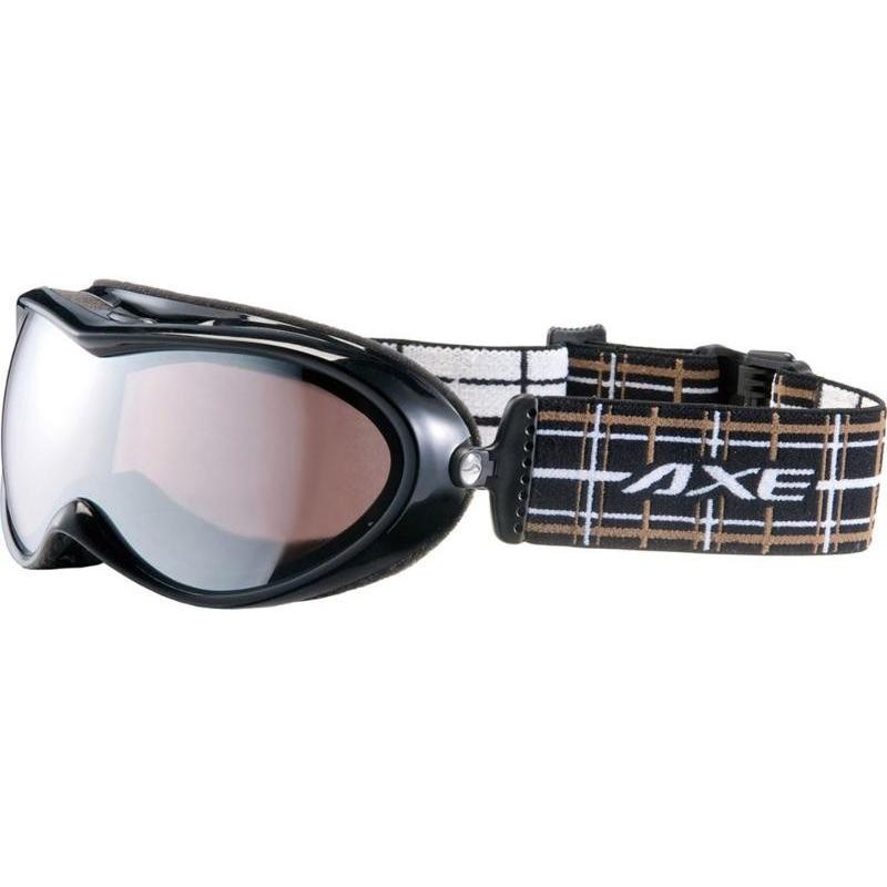 AXE(アックス) ゴーグル OMW685 OMW685 BK シャイニーブラック