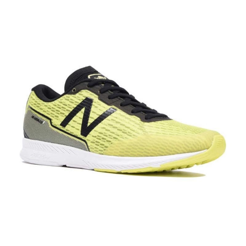 ニューバランス(New Balance) RUNNING NB HANZO MHANZTL2 MHANZTL22E L2(黄/黒) 27.5cm