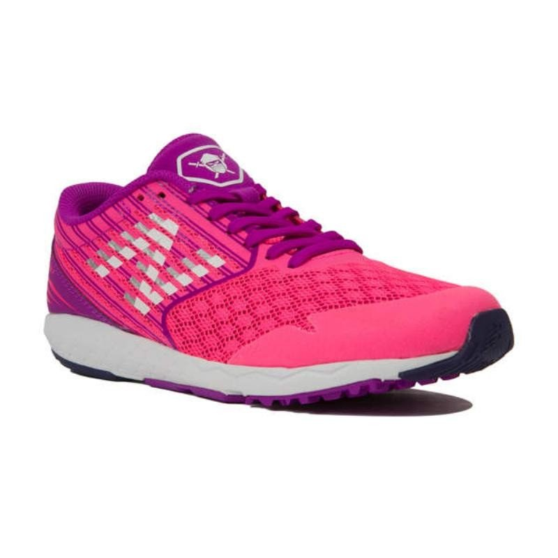 ニューバランス(New Balance) KIDS/JUNIOR Running YPHANZU2 U2(ピンク/紫の) 21.0cm