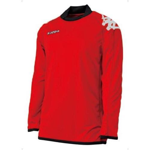 Kappa(カッパ) ゴールキーパー ゲームシャツ FMJG7019 FMJG7019 R レッド O