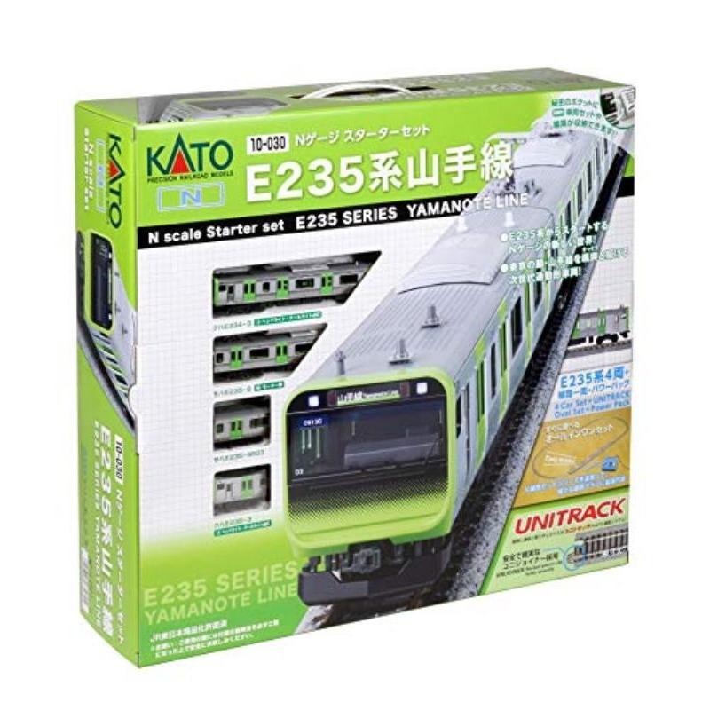 カトー(KATO) Nゲージ スターターセット E235系 山手線 10-030 鉄道模型 入門セット