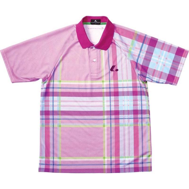 LUCENT(ルーセント) UNI ゲームシャツ XLP8171 XLP8171 ピンク M