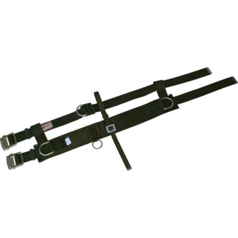 ツヨロン 傾斜面作業用安全帯ベルト 傾斜面作業用安全帯ベルト 傾斜面作業用安全帯ベルト B-1-BX 6ba
