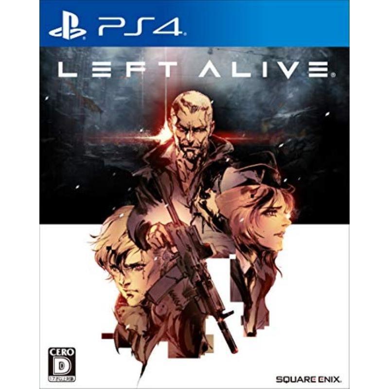 【新品】レフト アライヴ 【PlayStation 4用ゲームソフト】