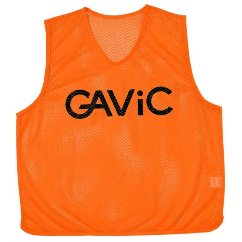 GAViC(ガビック) TEAM ORDER ビブスセット(背番号付)10枚セット GA9605 ORG F
