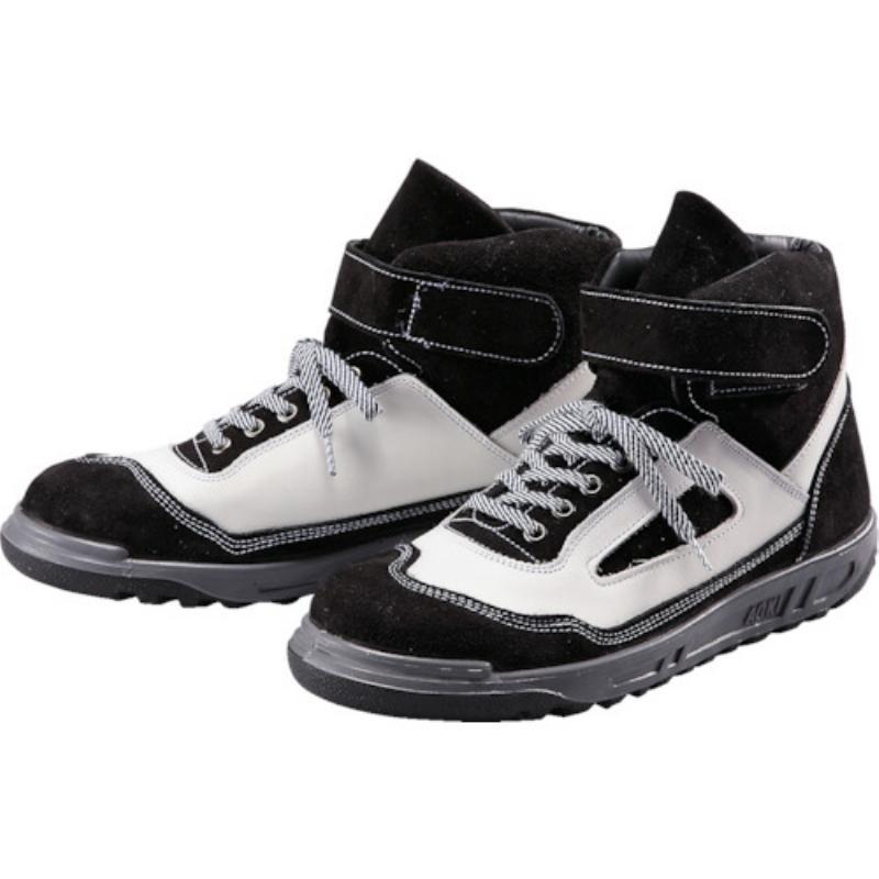 青木安全靴 ZR-21BW 25.0cm ZR-21BW-25.0 コムロード - 通販 - PayPayモール
