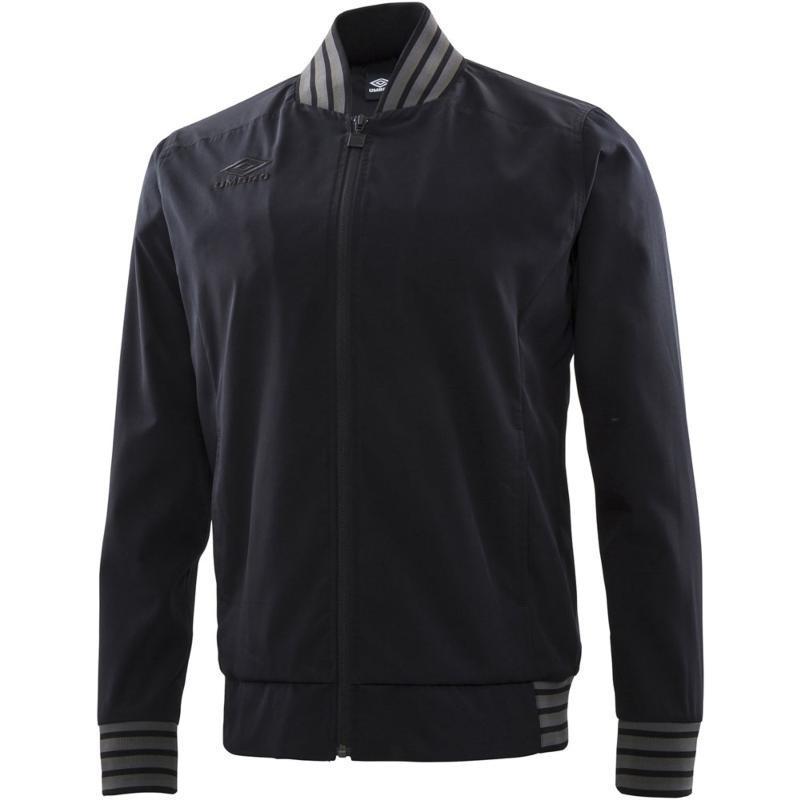 UMBRO(アンブロ) RAMSEYジャケット ULUNJC30 BLK ブラック L