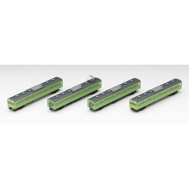 トミックス(TOMIX) 鉄道模型 Nゲージ 98210 103系通勤電車(新製冷房車・関西線)基本セット