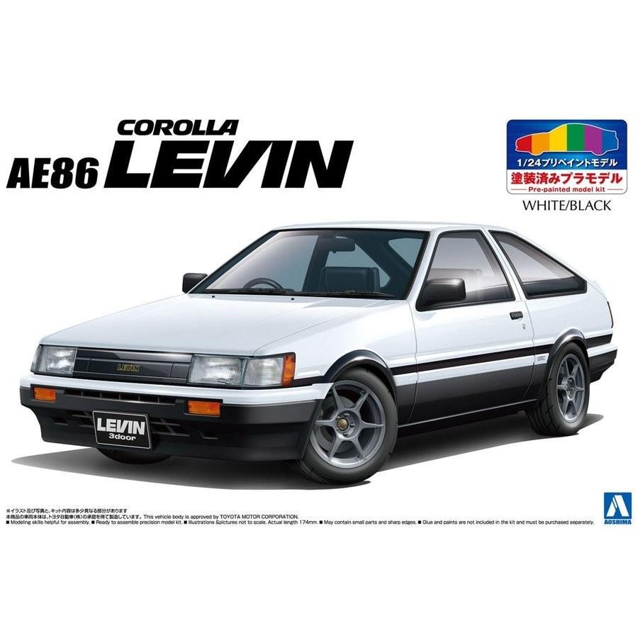 レビン ae86
