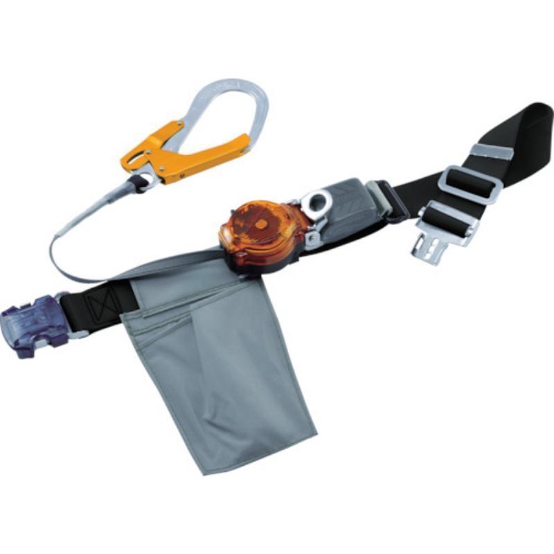 ツヨロン なでしこ2WAYリトラ安全帯(OTバックル)黒色S寸軽量型オレンジ TRL-OT93OC-BLK-OR-S-BP コムロード - 通販 - PayPayモール