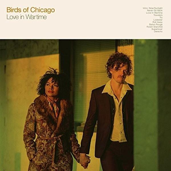 バーズ・オブ・シカゴ Birds Of Chicago / ラブ・イン・ウォータイム hoyhoy-records