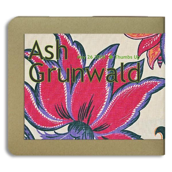 アッシュ・グランワルド Ash Grunwald /2008.05.26 / 1CD(-R)|hoyhoy-records