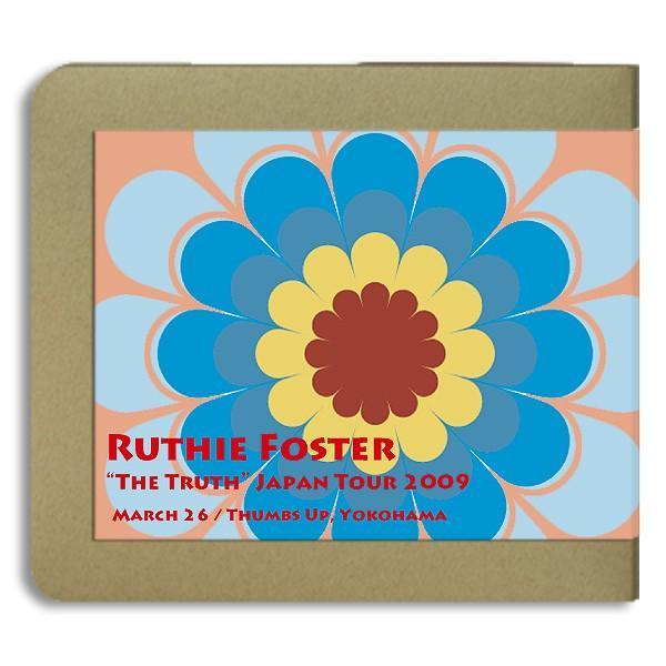 ルーシー・フォスター Ruthie Foster  / 2009.03.26 / 2CD(-R):ホイホイレコードだけ販売|hoyhoy-records