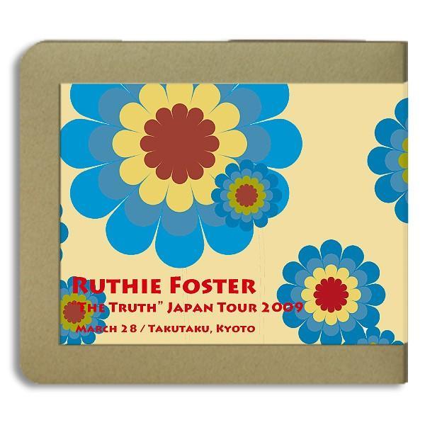 ルーシー・フォスター Ruthie Foster/ 2009.03.28 / 2CD(-R):ホイホイレコードだけ販売 hoyhoy-records