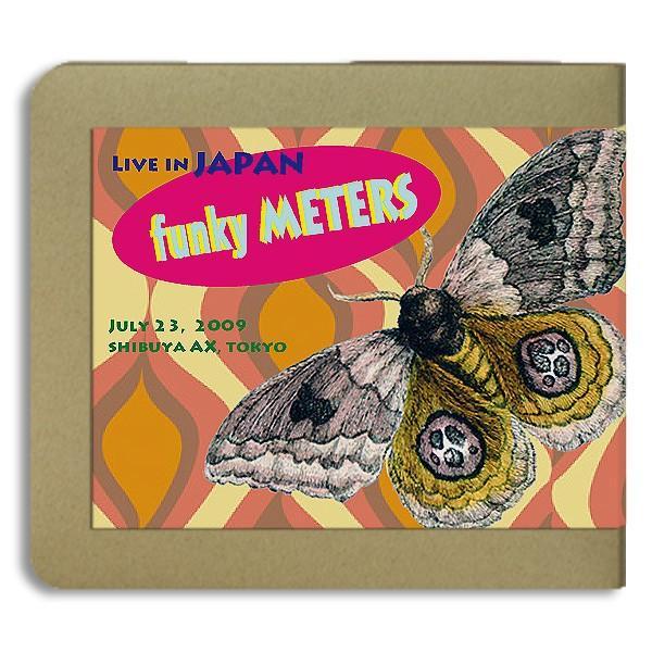 【2CD-R】ファンキー・ミーターズ funky METERS / 2009.07.23 hoyhoy-records