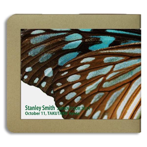 スタンリー・スミス Stanley Smith/ 2011年10月11日/ 磔磔 / 2CD(-R):ホイホイレコードだけ販売 hoyhoy-records