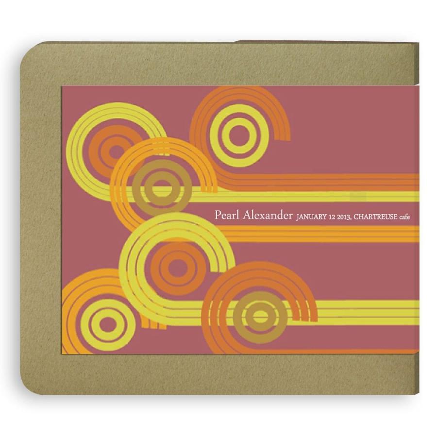 Pearl Alexander(パール・アレキサンダー) / 2013.01.12 / CHARTREUSE CAFE / 2CD(-R)|hoyhoy-records